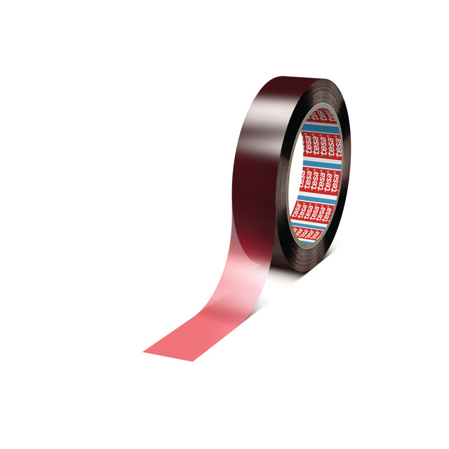TESA RED LITHO TAPE 25MM