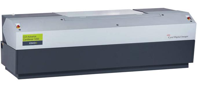 Esko CDI Advance Cantilever 1750