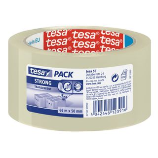 TRANSPARENT TAPE 50 66MTR ROLL
